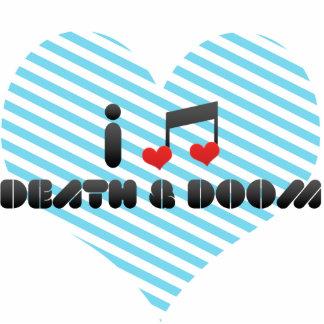 Death Doom fan Acrylic Cut Out