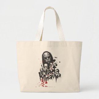 Death Eater Avada Kedavra Large Tote Bag
