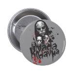 Death Eater Avada Kedavra Pinback Buttons