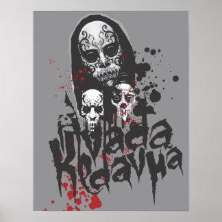 Death Eater Avada Kedavra Poster