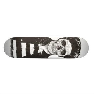 Death fashion skateboard deck
