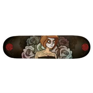 Death Femme Skateboard