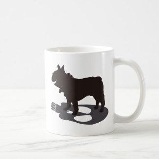 Death French bulldog frenchbulldog-design Mug
