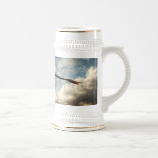 Death From Above Beer Stein