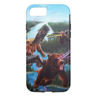 death from above iPhone 8/7 case