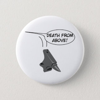 Death from Above! Pinback Button