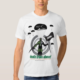 Death From Above // Rick Jenkins Edition T Shirt