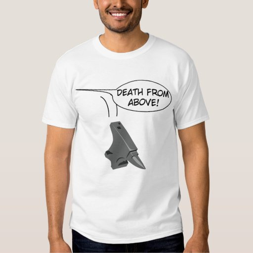 Death from Above! T Shirt