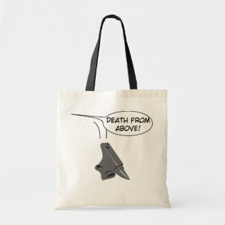 Death from Above! Tote Bag