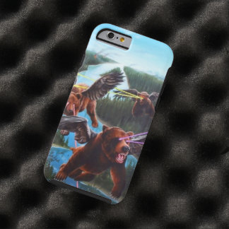 death from above tough iPhone 6 case