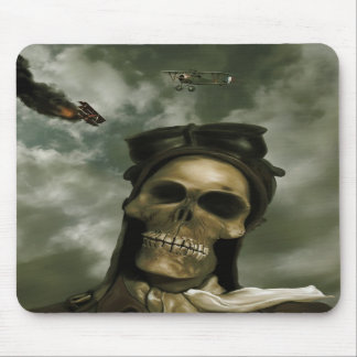 Death From the Skies Mousepad