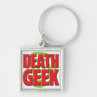 Death Geek Keychain