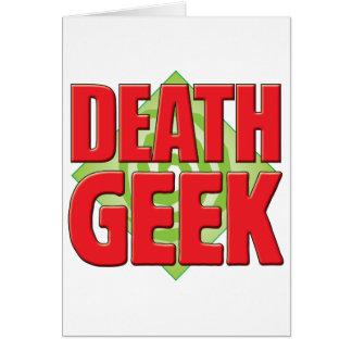 Death Geek v2 Card