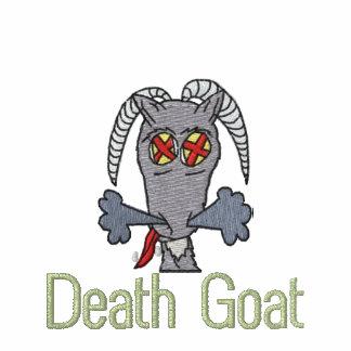 Death Goat Formal Wear Polo