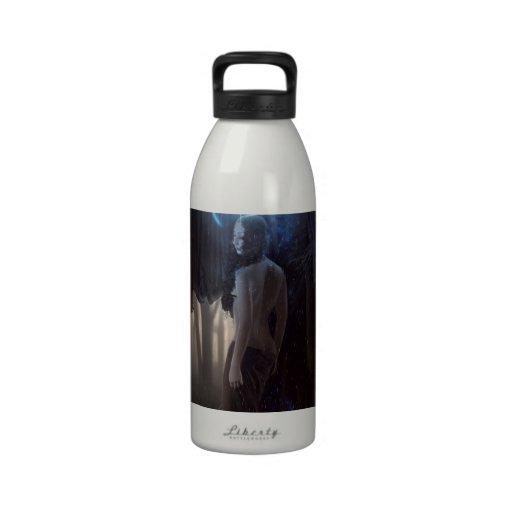 death goddess botellas de beber