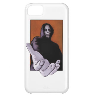 Death Goes In Fear of What It Cannot Be iPhone 5C Cases