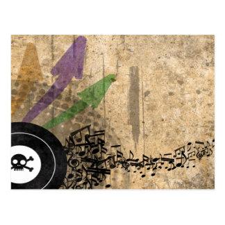 Death Groove Postcard