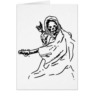 death guitar black card