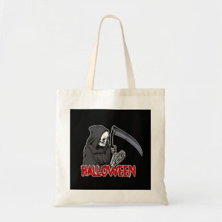 Death - Halloween Tote Bag