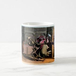 Death has Tamed the Shrew mug