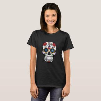 Death head flowers T-Shirt