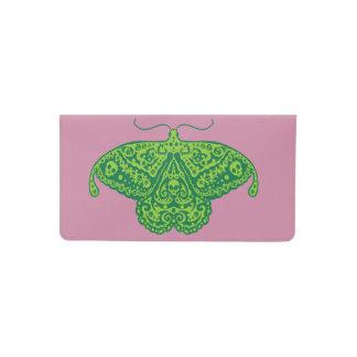 Death Head Moth Checkbook Cover