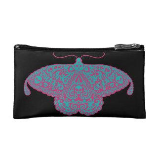 Death Head Moth Cosmetic Bag