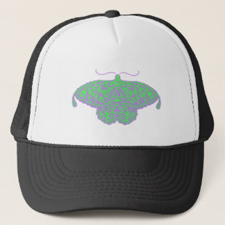 Death Head Moth Trucker Hat