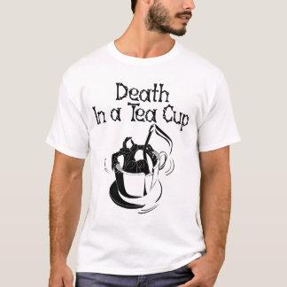 Death In A Tea Cup - light T-Shirt