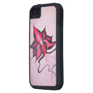 Death in Beauty- Origional painting By J O'Reilly- iPhone 5 Cover