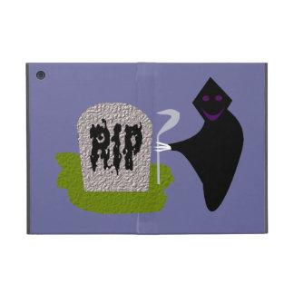 Death in the Cemetery iPad Mini Case
