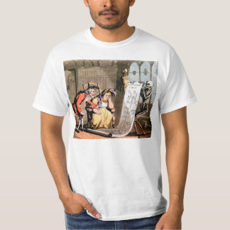 Death in the Family Tree T-shirt