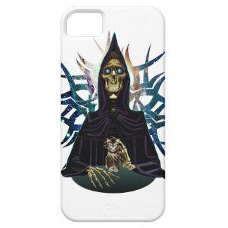 Death iPhone 5 Cases