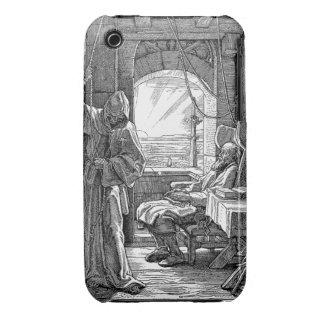 Death is a Friend Case-Mate Case Case-Mate iPhone 3 Cases