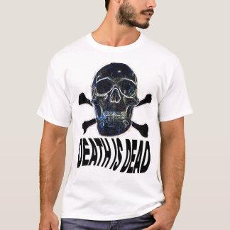 DEATH IS DEAD DEATH'S HEAD DEATH DIED T-Shirt