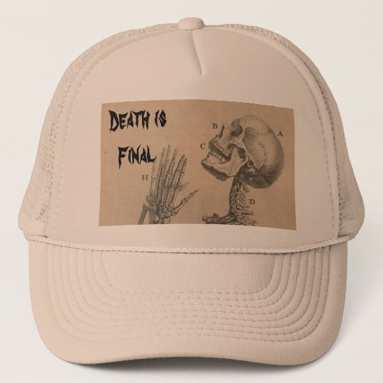 Death is Final Cap