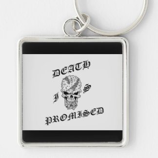 Death Is Promised Collection Keychain