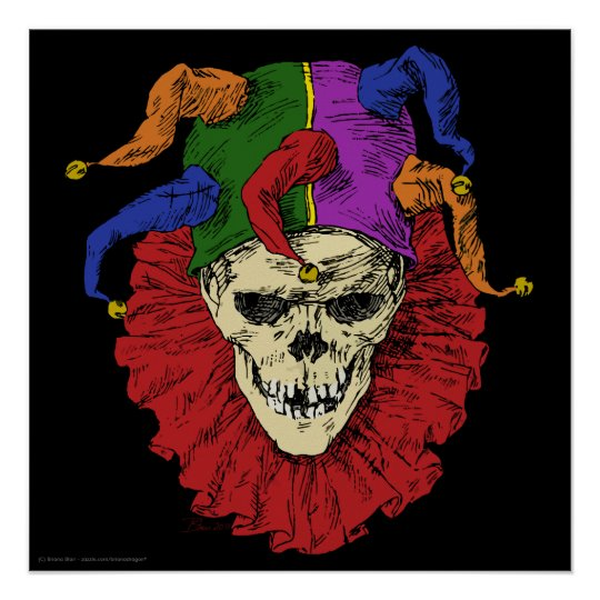 https://rlv.zcache.com/death_jester_clown_skull_poster-rce06c0adc0a645439af22c604d340a83_wfb_8byvr_540.jpg