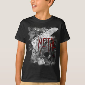Death Metal Guitar T-Shirt