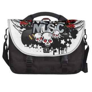 Death Metal Music Bags For Laptop