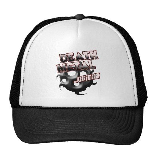 Death Metal music tshirt hat sticker poster pin
