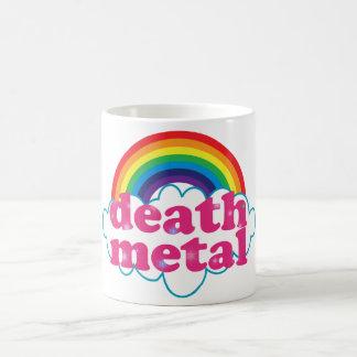 Death Metal rainbow design Coffee Mug
