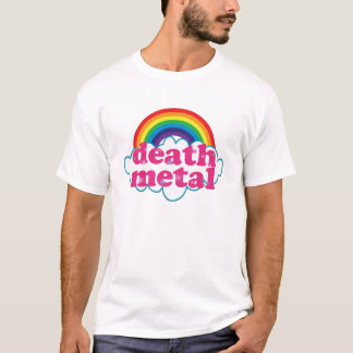 Death Metal Rainbow T-Shirt