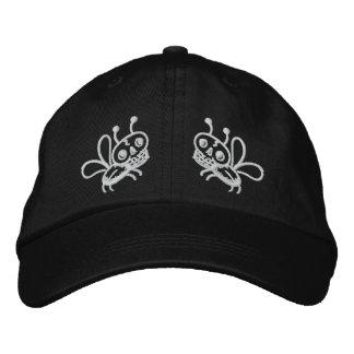 Death Moth Adjustable Hat