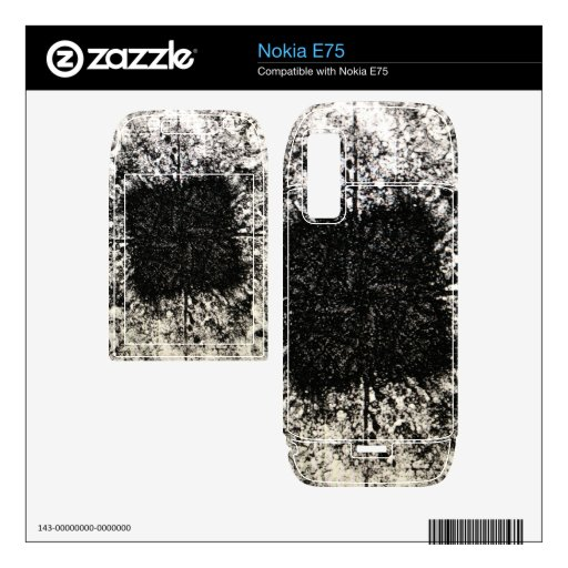 Death Nokia E75 Skins
