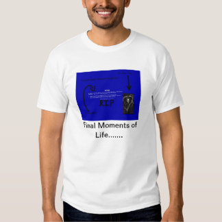Death of A Geek Shirt  *Male