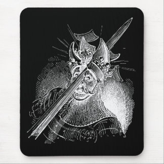 Death of a Knight by Gustave Dore Mouse Pad