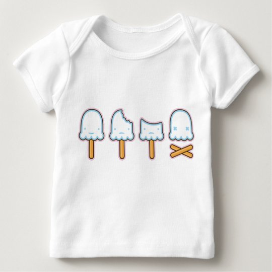 death of a popsicle baby T-Shirt