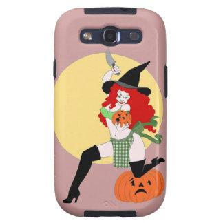 Death of a Pumpkin Samsung Galaxy S3 Case