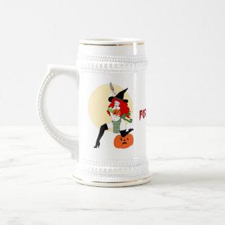 Death of a Pumpkin Mug